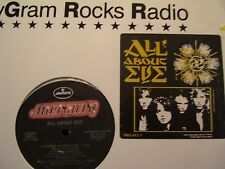All About Eve Flowers In Our Hair 5 track Us Dj 12""