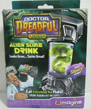 Doctor Dreadful Alien Slime Drink Set Halloween Kids Fun Party