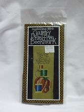 Counted Cross Stitch Kit Country Primitive Bookmark You're Sew Special BKM-602