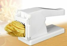 New Potato Chipper frites Coupe Cutter & Veg Chopper with 1 extra Lame