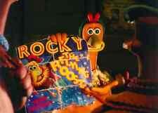 CHICKEN RUN (2000) Digital Press Kit Photo CD; Aardman Animation; Mel Gibson