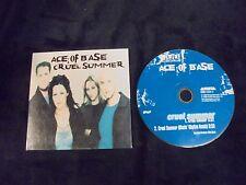 ~~~~USED~~ Ace of Base: Cruel Summer  Single CD