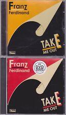Franz Ferdinand - Take Me Out - Scarce 2004 UK CD & DVD single set