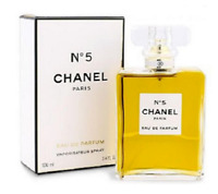 Chanel No 5 Women's Eau de Parfum 3.4 oz 100 ml Spray BRAND New In Box Sealed