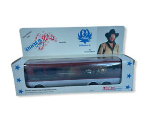 Vintage Buses to the stars Hank Williams Jr New Super Friction apowered Bus