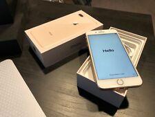 Apple iPhone 8 Plus - 256GB - Rose Gold (Unlocked) A1864 (CDMA + GSM)