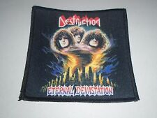 DESTRUCTION ETERNAL DEVASTATION SUBLIMATED PATCH