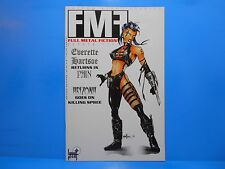 FULL METAL FICTION (FMF) #5 of 8 1997/98 London Night Studios Uncertified MATURE