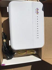 Dodo Gateway Gohub ADSL Router Adsl2 Modem.