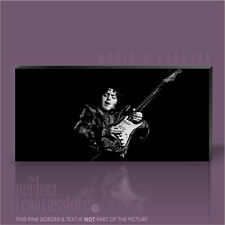 RORY GALLAGHER GUITAR LEGENDS PICTURE ICONIC CANVAS POP ART PRINT Art Williams