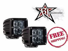 Rigid Industries D-Series D2 LED Light - Set of 2 - Hyperspot Beam - White LED -