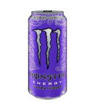 MONSTER ENERGY ULTRA VIOLET DRINK