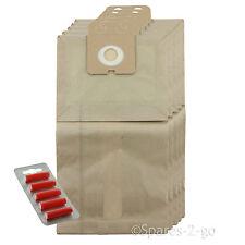 5 x Vacuum Dust Bags For Nilfisk GD910 GD1010 Hoover Bag + Fresh