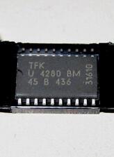 1 Stück TFK U4280BM (U 4280BM) AM / FM - PLL IC SMD (M4676)