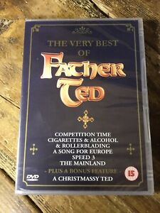 The Very Best Of Father Ted DVD, New