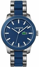 Men's Lacoste 12.12 Stainless Steel Watch 2010891