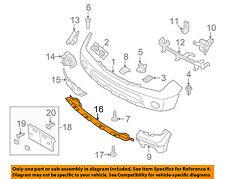 NISSAN OEM 05-12 Frontier-Spoiler / Wing Kit 96011EA800