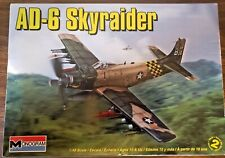 NEW AD-6 Skyraider Monogram | No. 85-5312 1:48 scale c) 2010 Propeller Aircraft