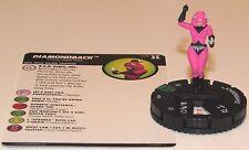 Diamondback 025 Deadpool and X-Force Marvel HeroClix