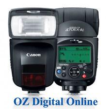 NEW Canon Speedlite 470EX-AI Wireless Flash 470ex 1 Year Aust Warranty