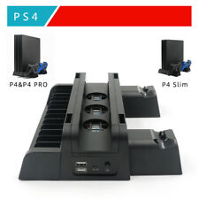 IPLAY PS4/SLIM/PRO 3 in 1 multi-function cooling base