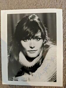 Margo Kidder Signed 10x8 with COA Superman Louis Lane autograph