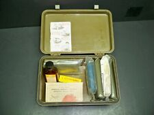 Army Military General Purpose First Aid Kit 6545-00-922-1200 Original Supplies