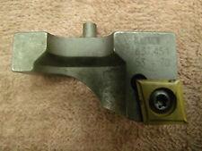 Kaiser Carbide insert tool bit holder 637.451  53-70 QTY 1 Swiss Machine