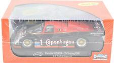 "Slot It ""Copenhagen"" Porsche 962 IMSA 1988 12h Sebring 1/32 Scale Slot Car CA25F"