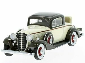 BUICK Series 66 Sport Coupe - 1933 - cream / black - NEO 1:43