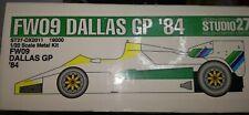 STUDIO 27 - WILLIAMS FW09 DALLAS GP '84