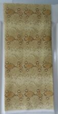 "Cotton Fabric - Quilting - Crafts - Snakeskin - 55"" x 62"""
