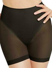 NWT Wacoal Ultimate Smoother Long Leg Shaper 805281 Black Size Small