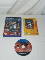 VIRTUA FIGHTER 4 - PLAYSTATION 2 PS2