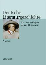 Deutsche Literaturgeschichte Beutin, Wolfgang Buch