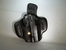 Holster any Colt 1911  3 1/2-4-5inch. Black open top