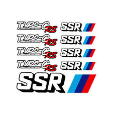 SSR Reflect Wheel Sticker Type-C-RS For Universal fit