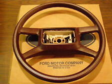 NOS 1987 1988 1989 Ford Crown Victoria Grand Marquis Steering Wheel Mercury