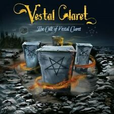 VESTAL CLARET - The Cult of Vestal Claret (EPIC/OCCULT DOOM METAL*LIM.150 YELLO)