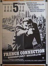 FRENCH CONNECTION - BRENNPUNKT BROOKLYN (Pl. '72) - GENE HACKMAN / ROY SCHEIDER