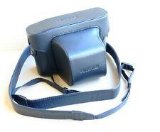 Fujifilm X-PRO1 gaine d'origine cuir NEUVE - Fuji X PRO 1 leather case & strap