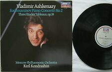 Vladimir Ashkenazy Rachmaninov Piano Concerto No 2 LP London JL41001 NM IMPORT