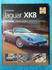 JAGUAR XK8 Nigel Thorley Haynes Verlag Rarität