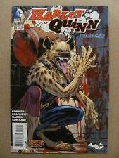 Harley Quinn #11 NEW 52 DC 2014 Series Monsters of the Month Variant 9.4 NM