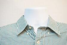 Polo Ralph Lauren Yarmouth Midweight Pinstriped Button-Front Shirt, Mens XL 7456