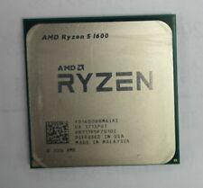 AMD YD1600BBM6IAE Ryzen 5 1600 AM4 Hexa-core 3.2 GHz Gaming Processor