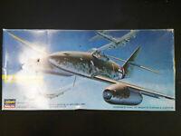 Messerschmitt Me - 262, A, Schwalbe, Hasegawa, Scale:1/72, Kit:851, Super !