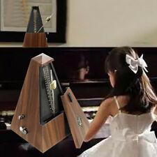 DE Metronom mechanisch Pyramid Taktgeber für Klavier Gitarre Guitar Piano Geige