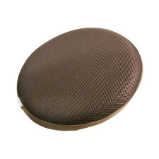 16inch 40cm Dia Coffee Round Bar Stool Cover Chair Slipcover Protector Pad