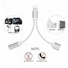 Adaptateur iphone vers iphone + jack 3.5mm pour iphone 7 7+ 8 6 6S ipad ipod
